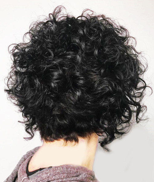 Short Curly Weave Hair Styles